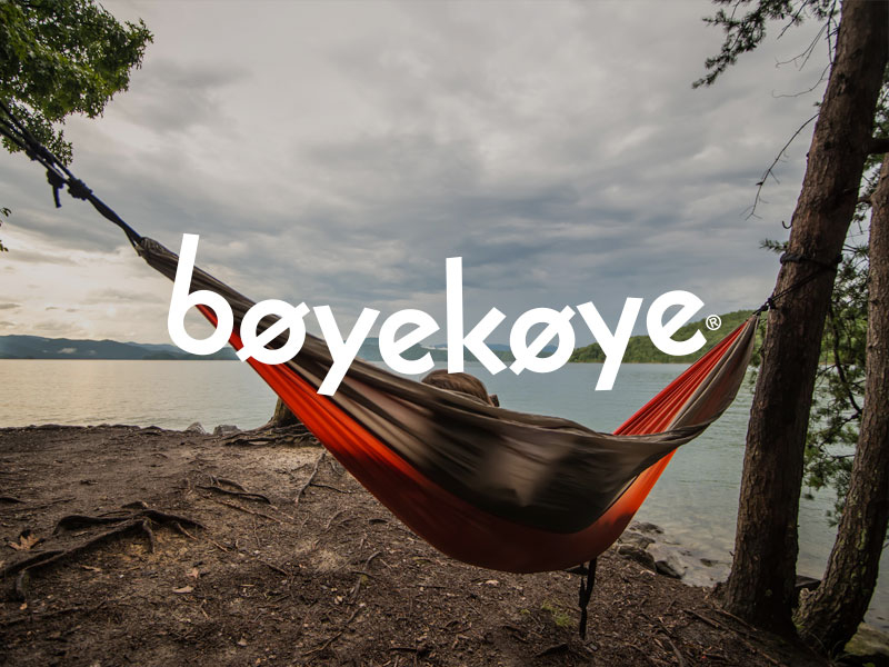 Bøyekøye brand image