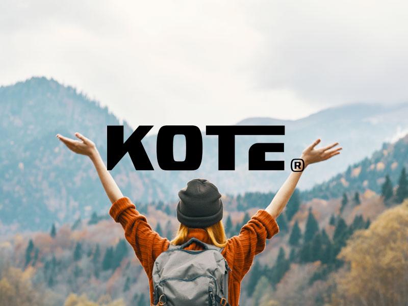 Kote brand image