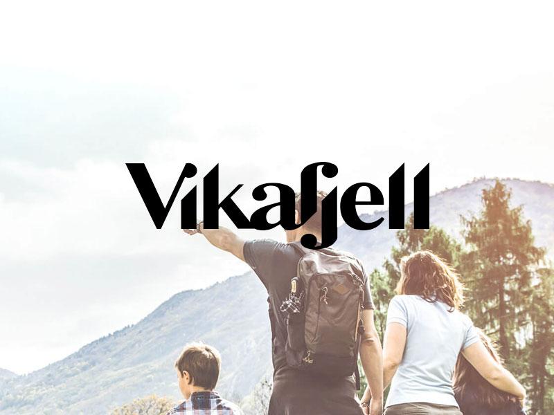 Vikafjell Brand Image